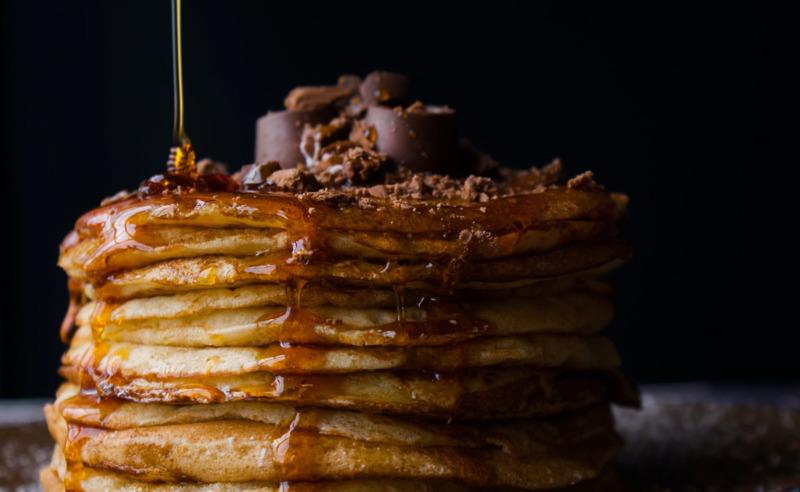 Bánh kẹo là loại thực phẩm ứng dụng hương mật ong nhiều nhất
