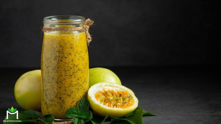 Nước uống năng lượng với sự kết hợp giữa hương liệu trái cây và vị thuốc đông y mang lại trải nghiệm mới mẻ cho người dùng
