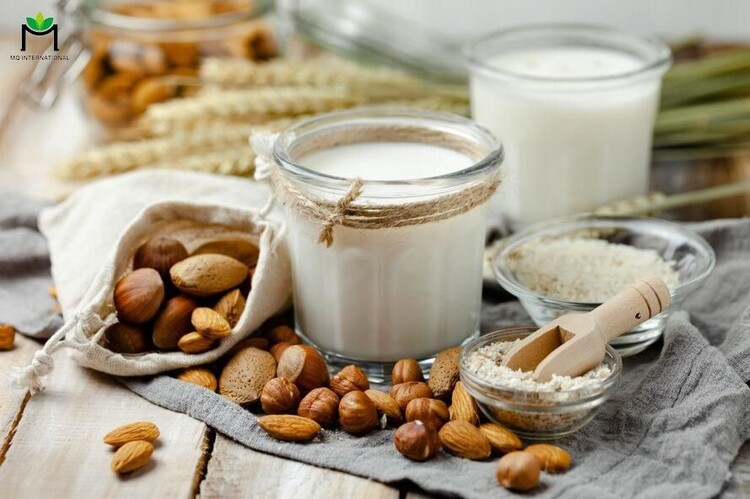 Sữa hạt phát triển mạnh do xu hướng tìm đến những thực phẩm có nguồn gốc thực vật
