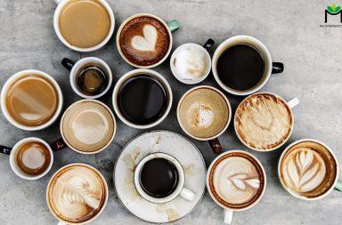 Hương liệu cafe giúp tạo nhiều biến thể hương vị cafe khác nhau