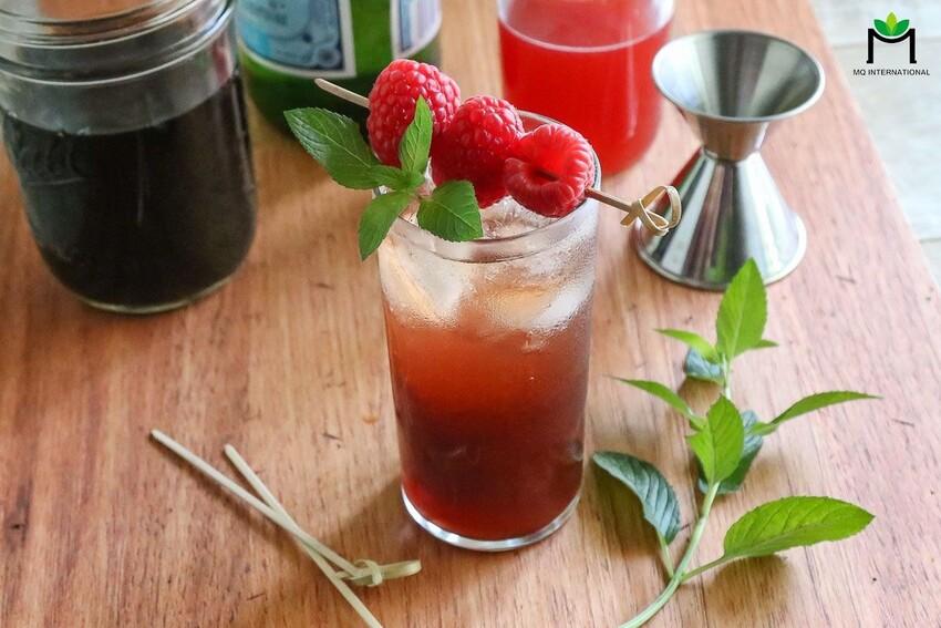 Hương trái cây giúp làm giảm hàm lượng cafein có trong cafe