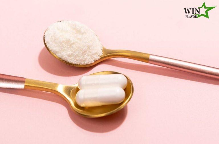 Collagen là nguyên liệu tiềm năng ngành F&B