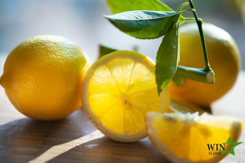 Hương chanh là một trong những hương liệu được ứng dụng phổ biến nhất trong ngành F&B