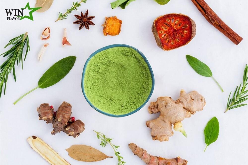 Ngách thực phẩm chức năng ngày càng phát triển với sự đổi mới trong sử dụng hương liệu thực phẩm
