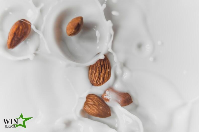 Sữa hạnh nhân cung cấp cho người dùng hàm lượng dưỡng chât cao