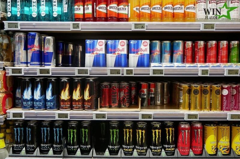 Thị trường đồ uống hương tăng lực phát triển mạnh mẽ